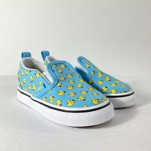 Vans x The Simpsons Slip-On V Sneakers